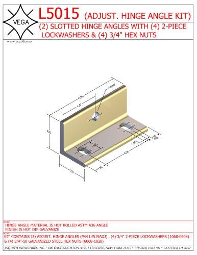L5015 - JAQUITH INDUSTRIES INC  - PDF Catalogs | Technical