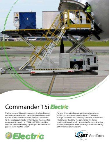 Commander 15i Electric