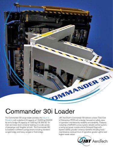 Commander 30i Loader