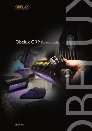 CR9 Forensic Lights -short