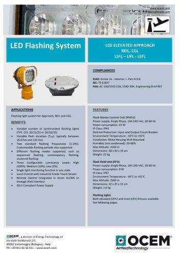 LED Flashing System