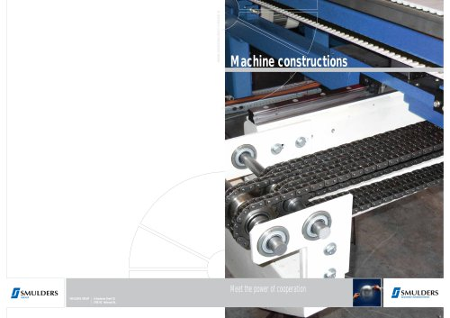 Machine constructions