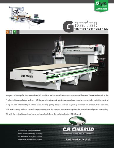 5 AXIS PRO-SERIES