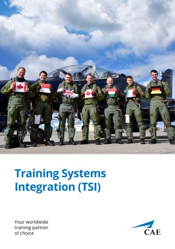Training Systems Integration