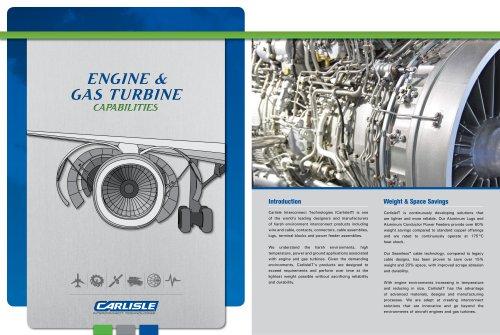Engine & Gas Turbine Capabilities