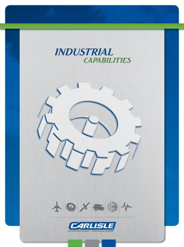 Industrial Capabilities Folder