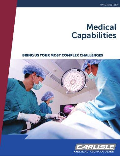 Medical Capabilities