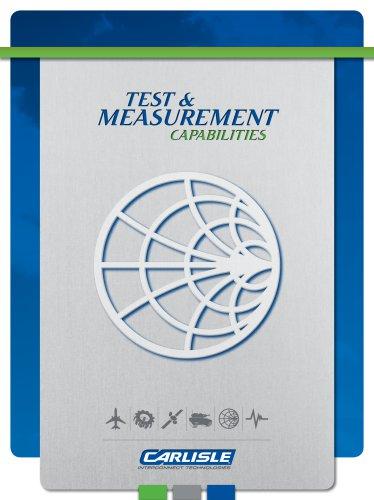 Test & Measurement Folder