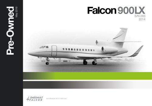 Catalogue F900LX SN 283