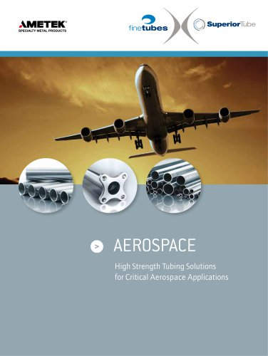 Aerospace High Strength Tubing Solutions for Critical Aerospace Applications