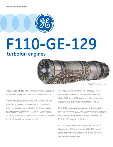 F110-GE-129