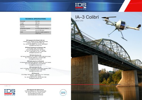IA-3 Colibrì