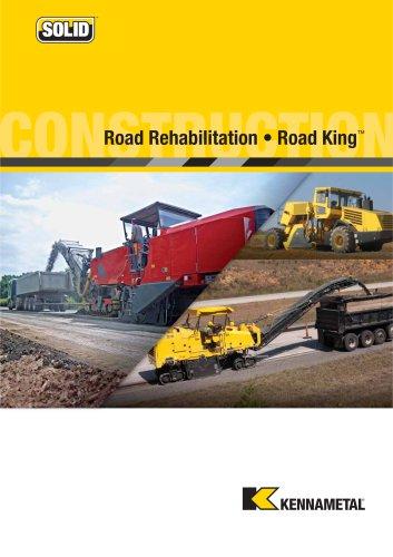 Road Rehabilitation Road King