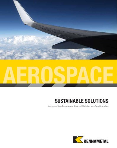 Solutions for Aerospace
