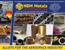 ALLOYS FOR THE AEROSPACE INDUSTRY