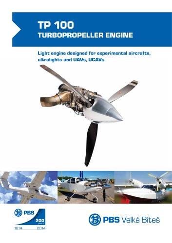 TP-100-turbopropeller-engine