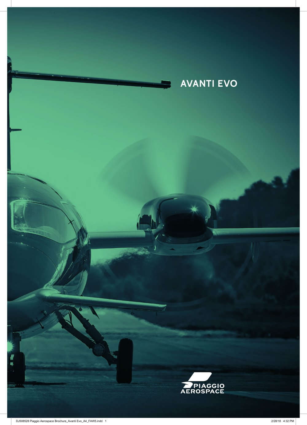 avanti evo - piaggio aerospace - pdf catalogue | technical
