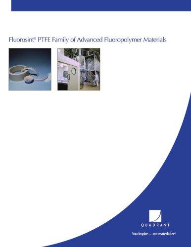 Fluorosint® PTFE