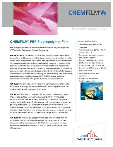 CHEMFILM® FEP Fluoropolymer Film
