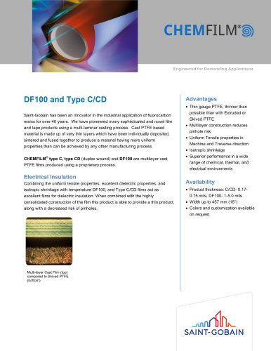 DF100 and Type C/CD