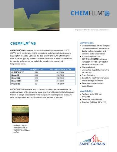 Engineered for Demanding Applications C HEMFILM ® VB
