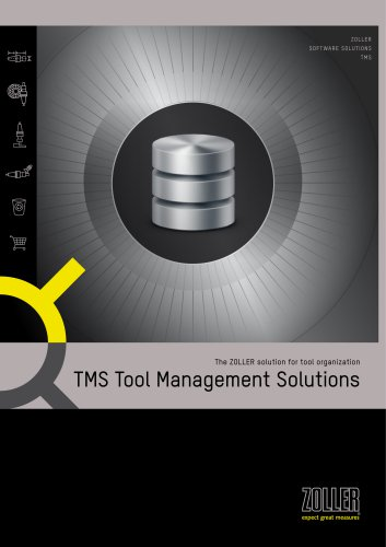 ZOLLER Tool-Management-Solutions-Brochuere
