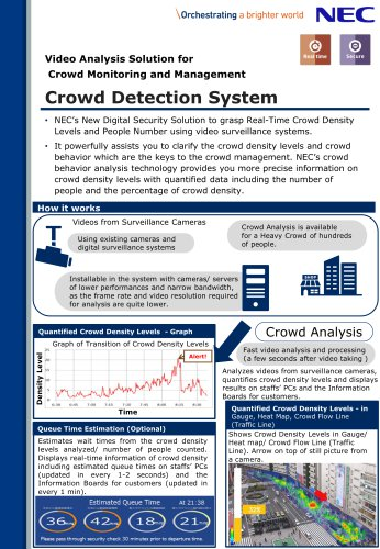 Crowd Detection System