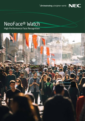 NeoFace® Watch