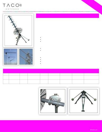 UHF SATCOM Fixed Helical Antenna