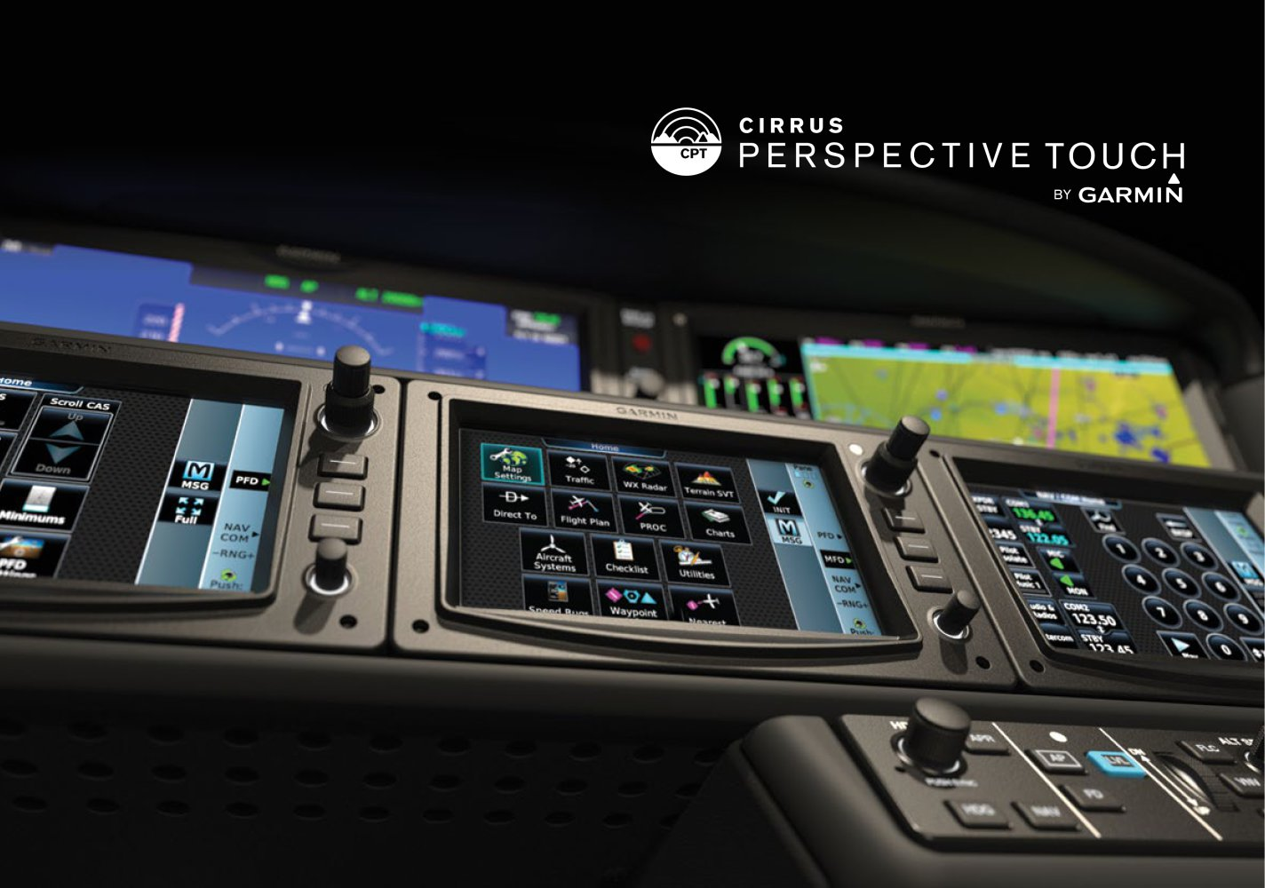 Cirrus Perspective Touch Brochure Low Res Aircraft Pdf Sr20 Wiring Diagram 1 19 Pages