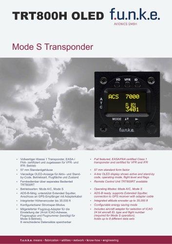 TR T800H OLED