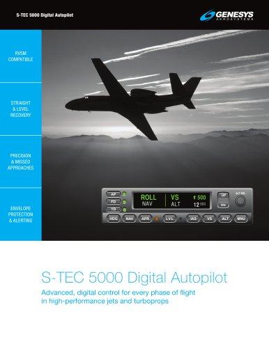 S-TEC 5000