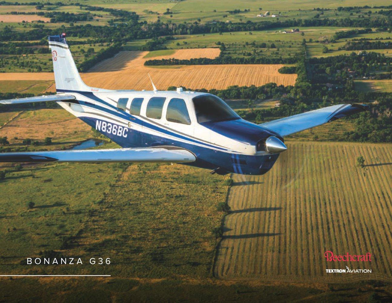 bonanza g36 beechcraft pdf catalogue technical documentation rh pdf aeroexpo online G36 Cockpit bonanza g36 parts catalog
