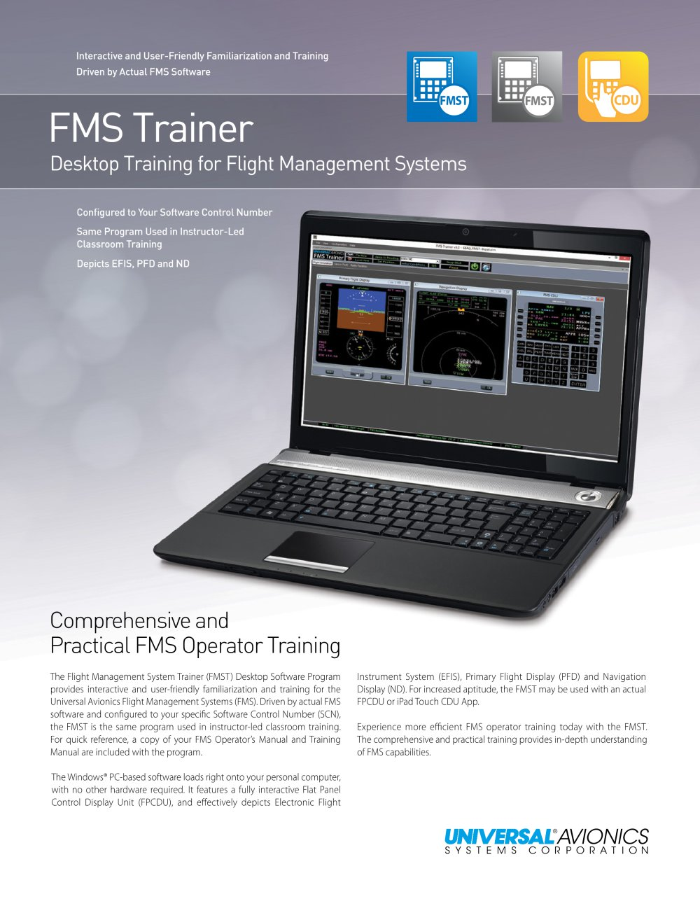 FMS Trainer - 1 / 2 Pages