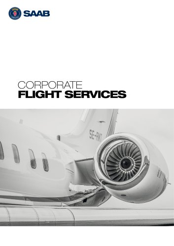CORPORATE   FLIGHT SERVICES