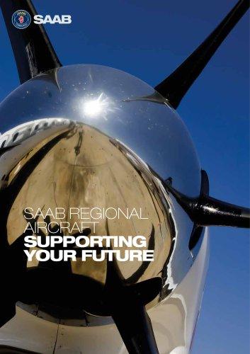 SAAB REGIONAL  AIRCRAFT