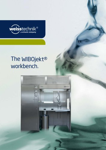 The WIBOjekt® workbench.