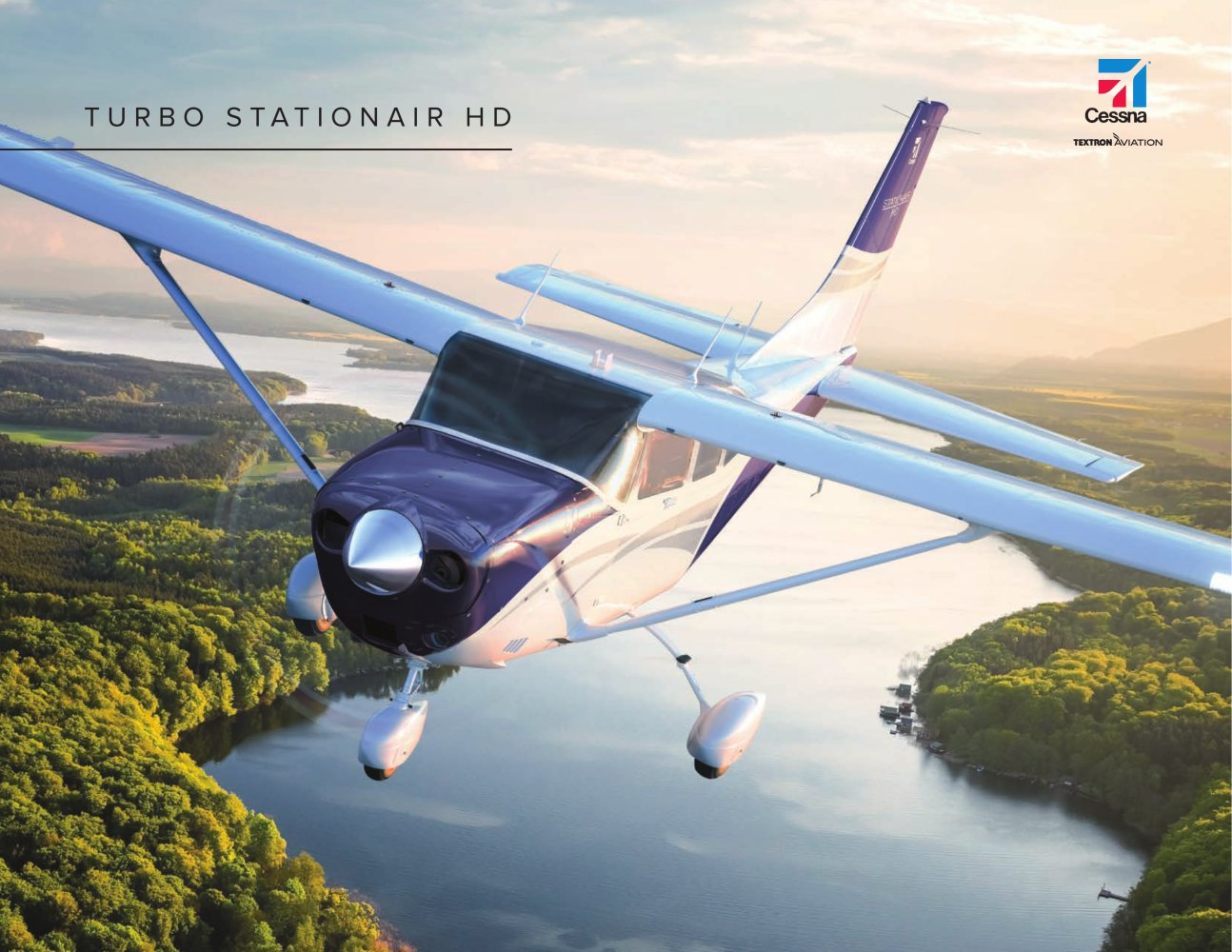 Cessna Turbo Stationair HD - 1 / 11 Pages