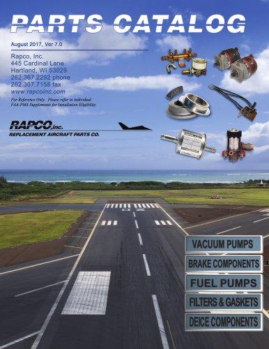 Rapco Catalog 2017