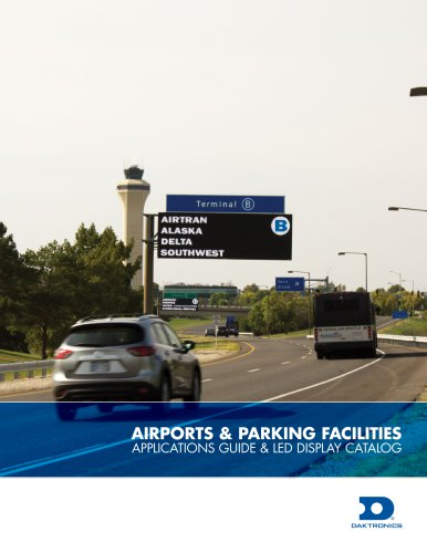 AIRPORTS & PARKING FACILITIES