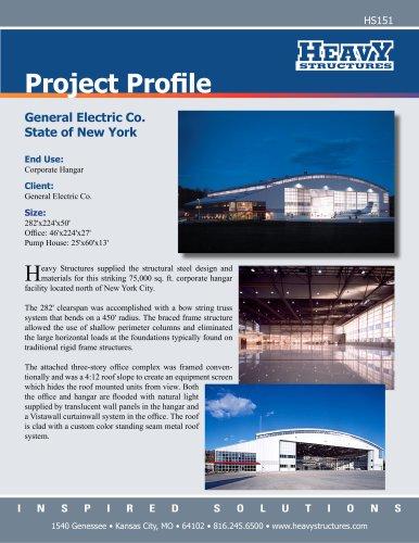 General Electric Co. Corporate Hangar