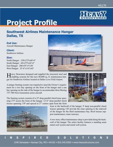 Southwest Airlines Maintenance Hangar