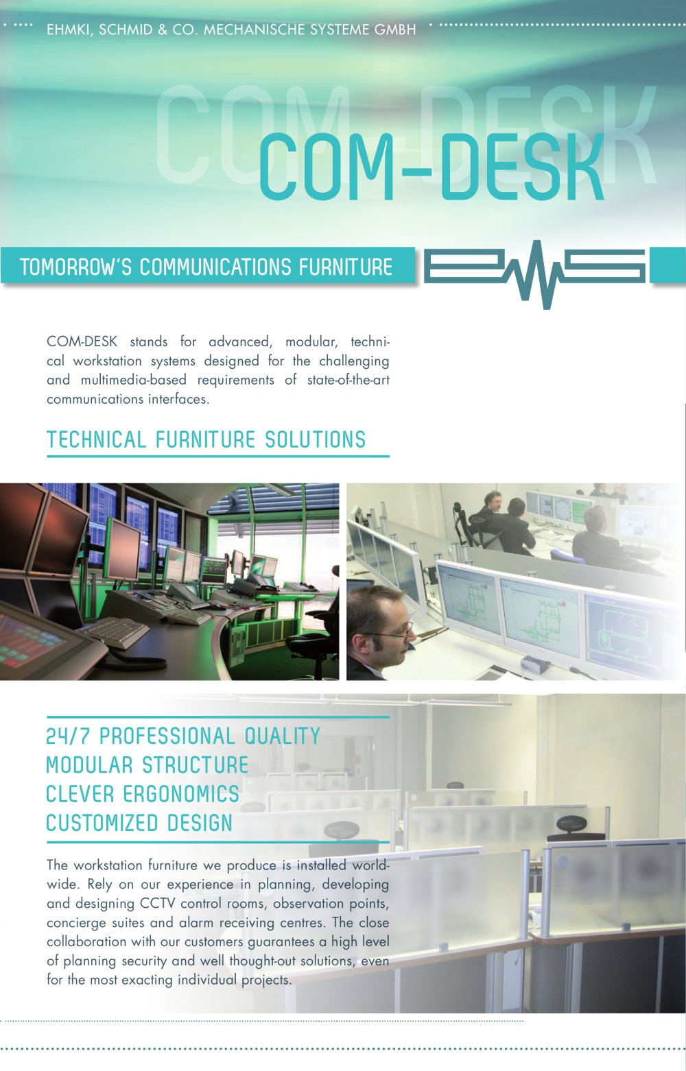 brochure com desk ehmki schmid co pdf catalogs technical