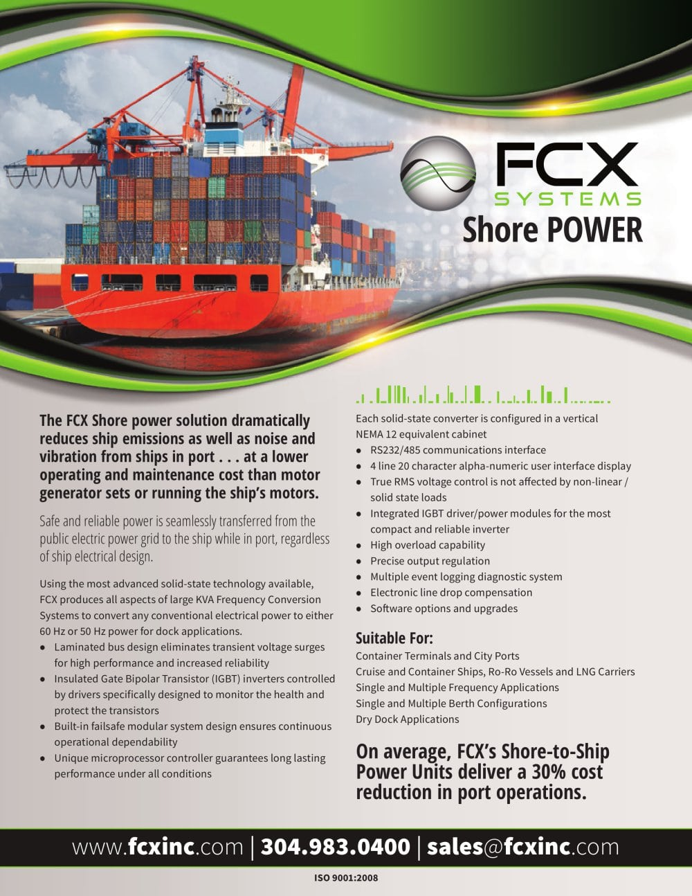 fcx ship2shore brochure 1 1 2 pages