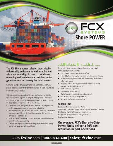 FCX Ship2Shore BROCHURE 1