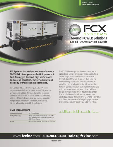 Ground POWER Solutions