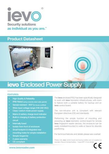 ievo Enclosed Power Supply