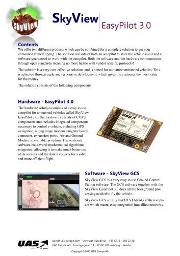 EasyPilot 3.0
