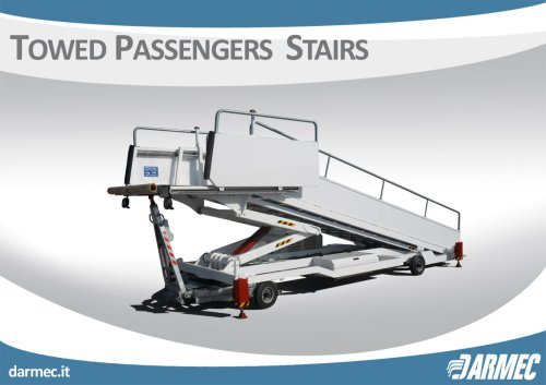 TOWED PASSENGER STAIR
