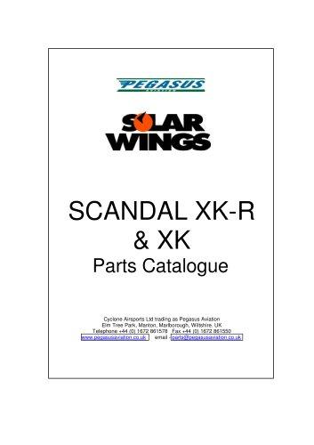 SCANDAL XK-R & XK
